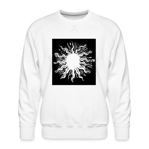 sun1 png - Men's Premium Sweatshirt