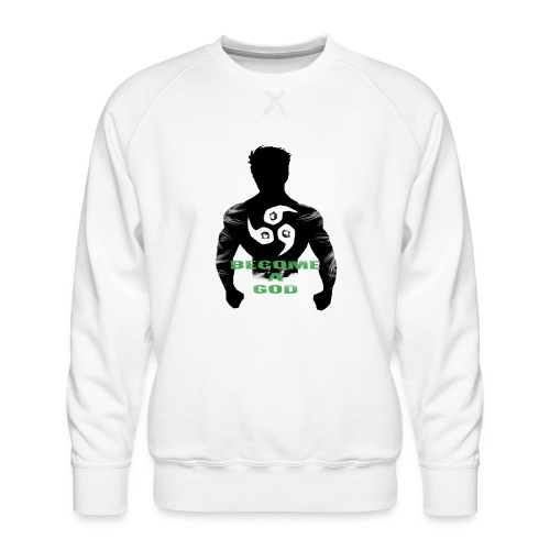 Raijin Become_A_God - Männer Premium Pullover