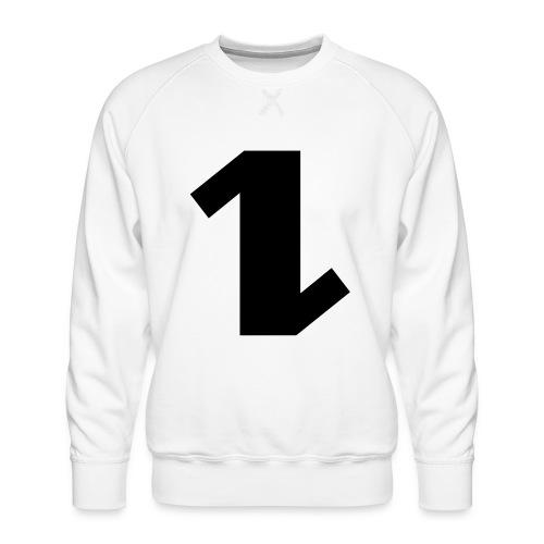 11.51 (collection N1) - Männer Premium Pullover