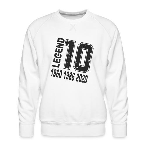 Legend 10 - Sudadera premium para hombre