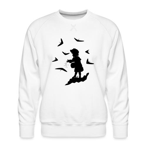 HG FEEDING WINGS - Men's Premium Sweatshirt
