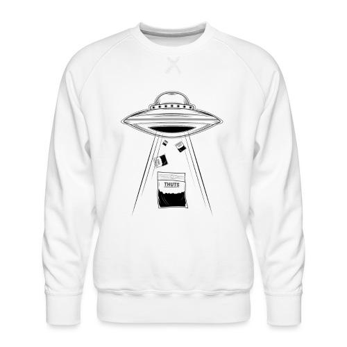 UFO thuts - Sweat ras-du-cou Premium Homme