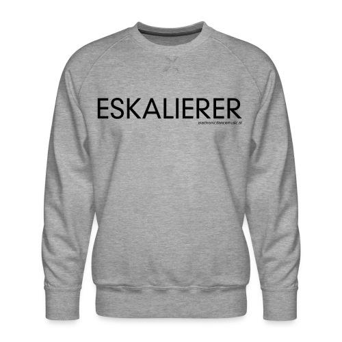 Eskalierer EDM - Männer Premium Pullover