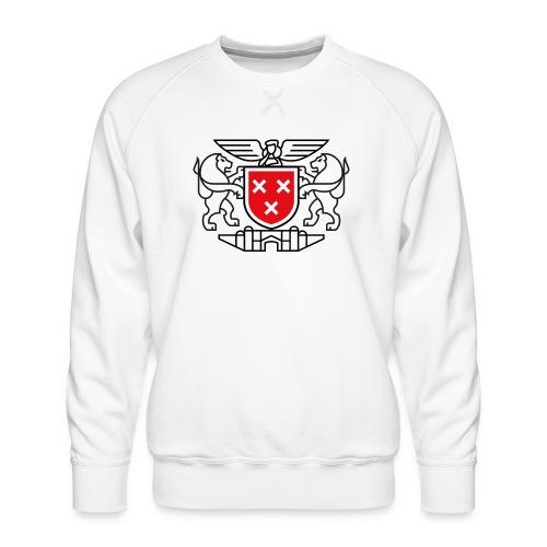 Wapen van Breda - Mannen premium sweater