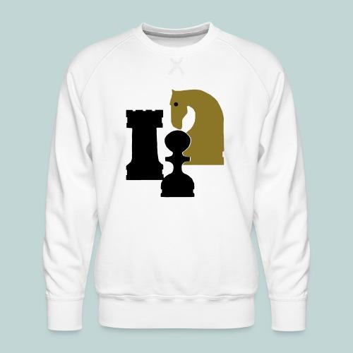 Figurenguppe1 - Männer Premium Pullover