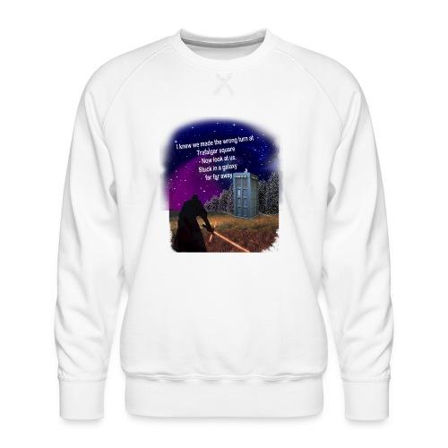 Bad Parking - Men's Premium Sweatshirt