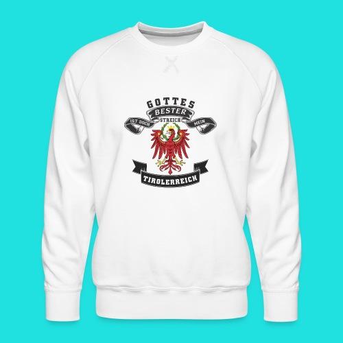 Tiroler - Männer Premium Pullover