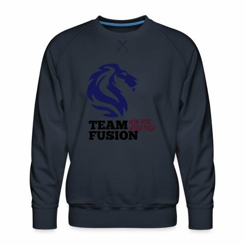 Team Mosso - Felpa premium da uomo