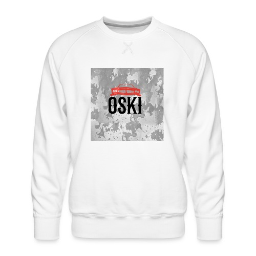 Osky - Sudadera premium para hombre