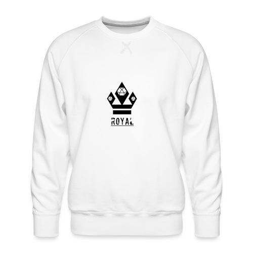 ROYAL SYMBOL - Mannen premium sweater