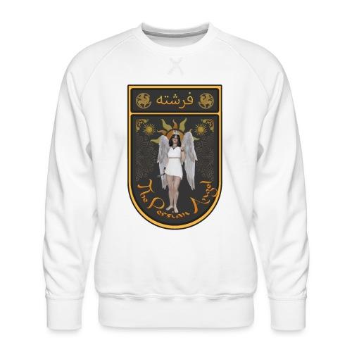 Persian Angel Anahita - Farsi Angel - Men's Premium Sweatshirt