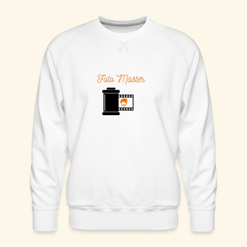 Foto Master - Herre premium sweatshirt