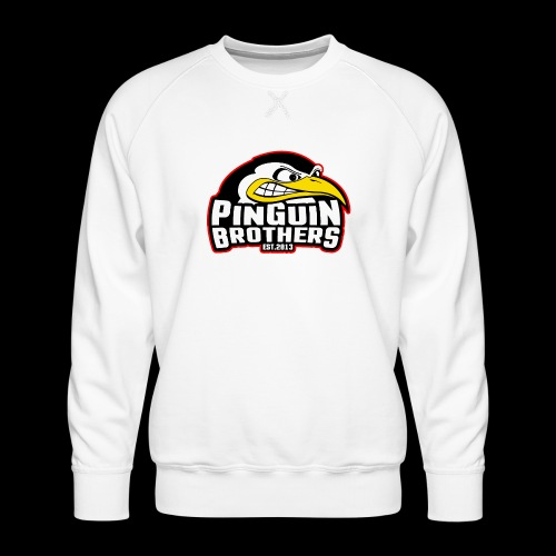 Pinguin bracia Clan - Bluza męska Premium