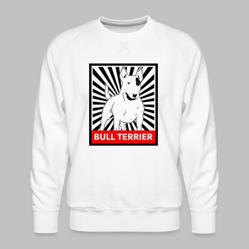BULL TERRIER - Männer Premium Pullover