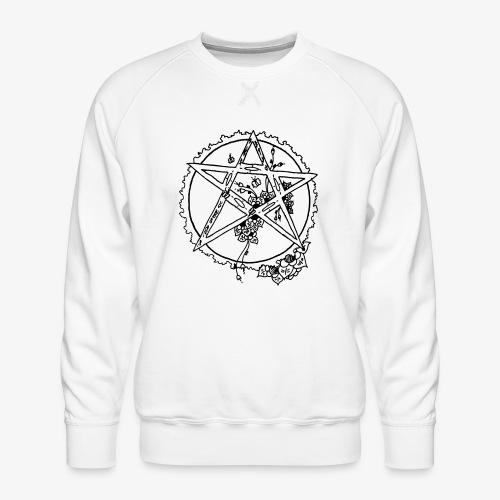 Flowergram - Men's Premium Sweatshirt