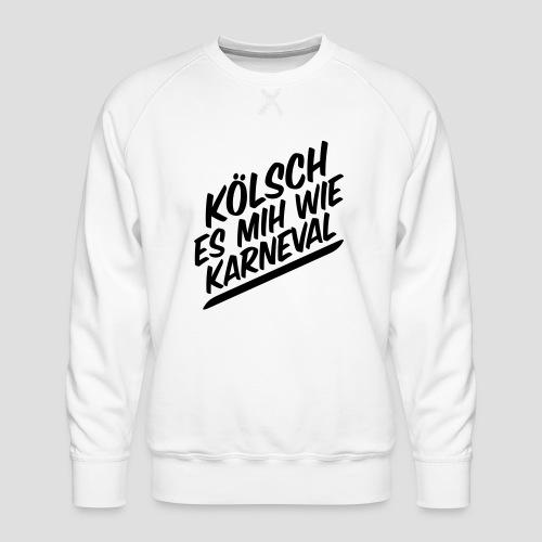 daeHoot Karneval - Männer Premium Pullover