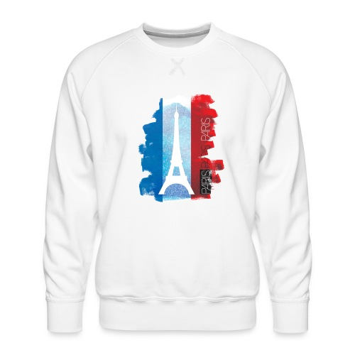 PARIS FRANCE - Men's Premium Sweatshirt