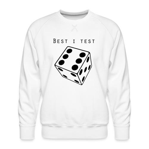 Best i test - Premium-genser for menn