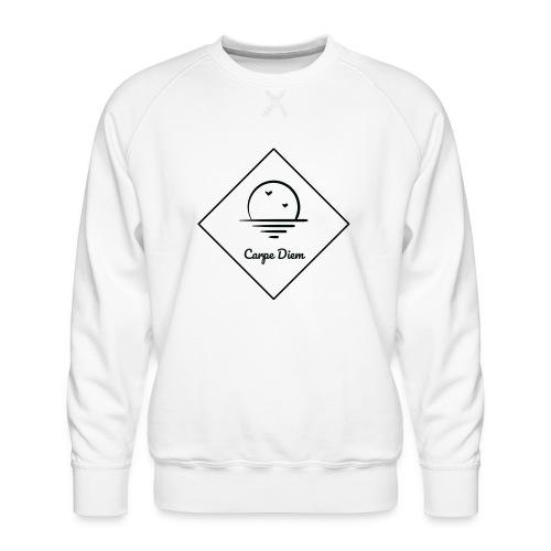Carpe Diem - Mannen premium sweater