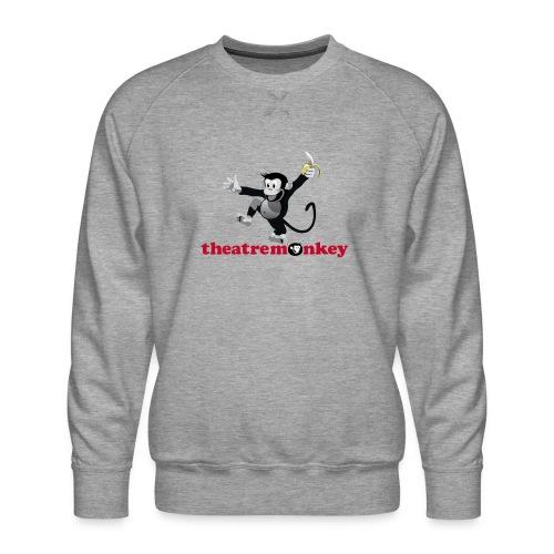 Sammy with Jazz Hands! - Men's Premium Sweatshirt