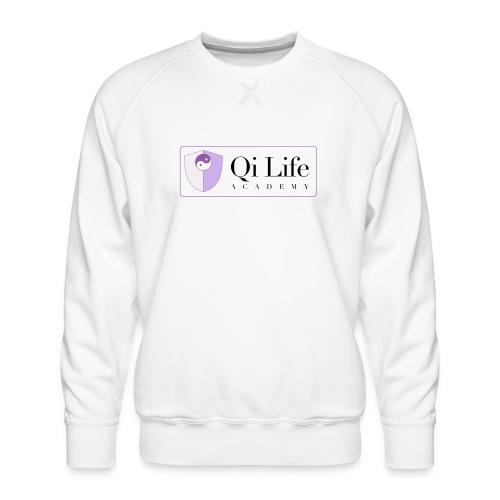 Qi Life Academy Promo Gear - Men's Premium Sweatshirt
