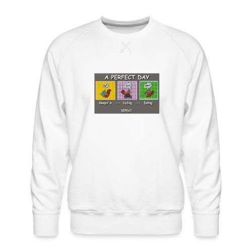 A Perfect Day Halmi - Comic - Männer Premium Pullover