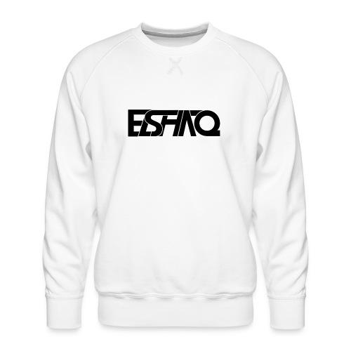 elshaq black - Men's Premium Sweatshirt