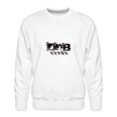 DNB Sound - Felpa premium da uomo