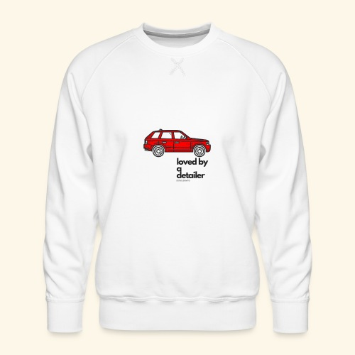 detailerlove - Mannen premium sweater