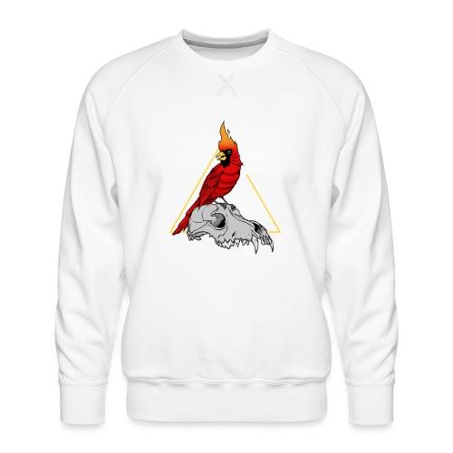 FIRE CARDINAL - Bluza męska Premium