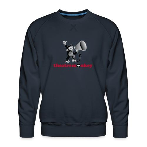 Sammy Says It Loud - Men's Premium Sweatshirt