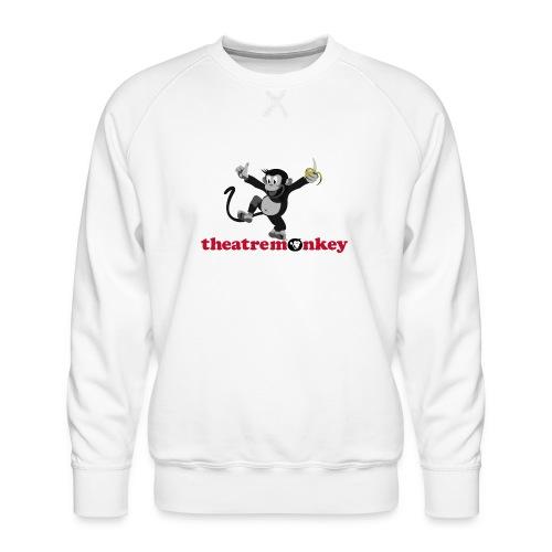 Sammy is Happy! - Men's Premium Sweatshirt