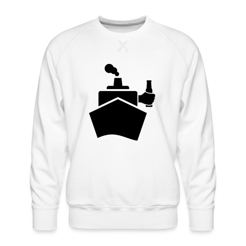 King of the boat - Männer Premium Pullover