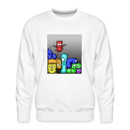 hamstris_farbe - Männer Premium Pullover