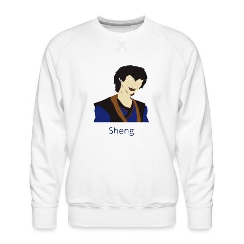 Sheng Canon - Herre premium sweatshirt