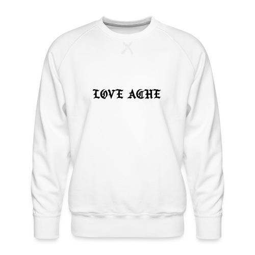 LOVE ACHE - Mannen premium sweater