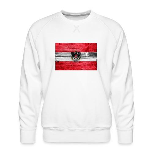 Austria Holz - Männer Premium Pullover