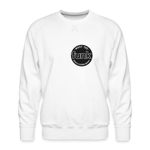 WTFunk - Logo-Patch Summer/Fall 2018 - Männer Premium Pullover