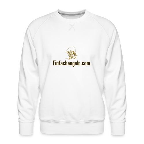 Einfachangeln Teamshirt - Männer Premium Pullover