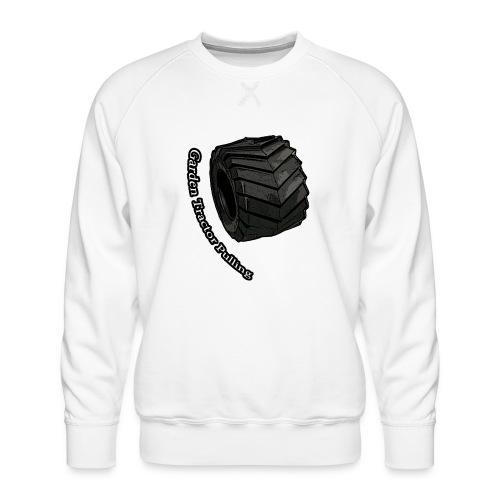 Børne Tractor pulling - Herre premium sweatshirt