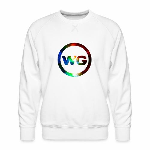 wout games - Mannen premium sweater