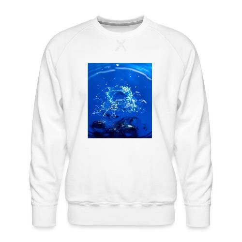 Krater - Männer Premium Pullover