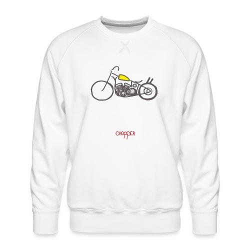 chopper - Sweat ras-du-cou Premium Homme