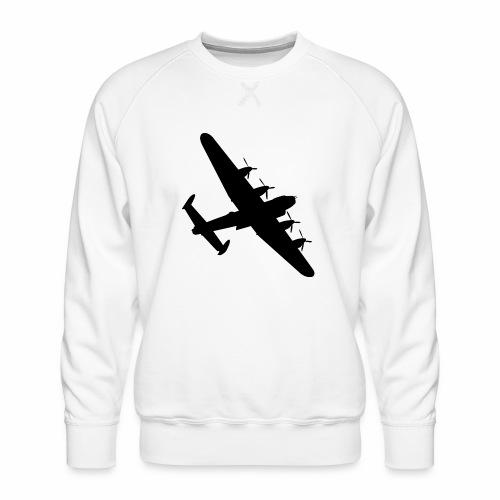 Bomber Plane - Felpa premium da uomo
