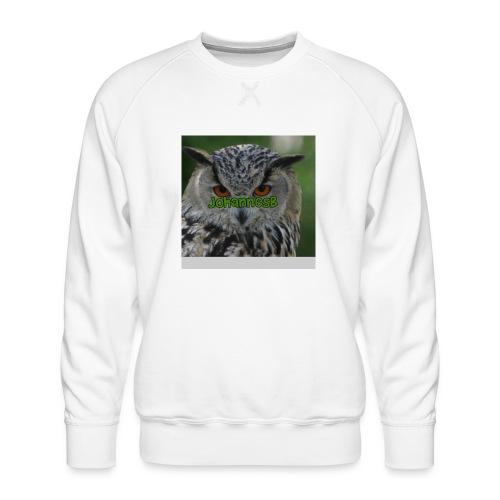 JohannesB lue - Premium-genser for menn