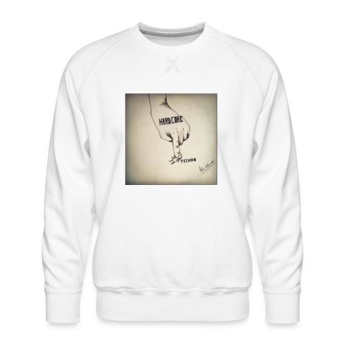 DerHardstyle.ch Hard_Core Techno - Männer Premium Pullover