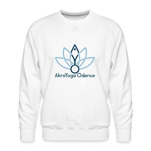 AYO's Logo - Herre premium sweatshirt