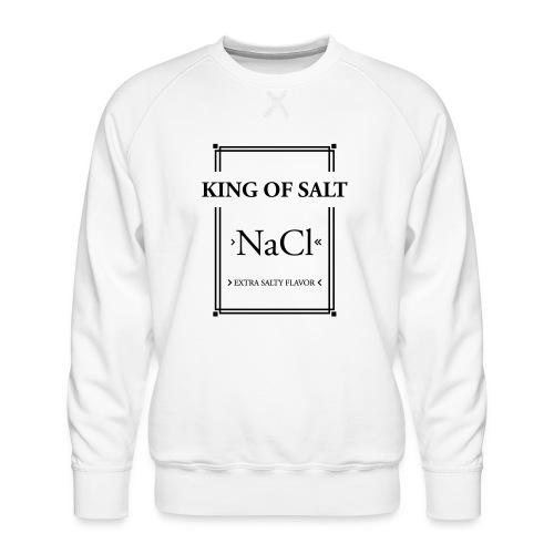 King of Salt - Männer Premium Pullover