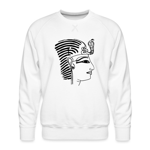 Pharao SethosI Ägypten - Männer Premium Pullover