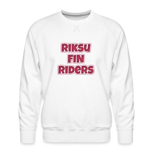 RFR - Miesten premium-collegepaita